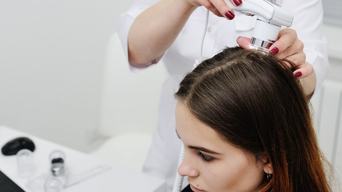 il fototricogramma è un tipo di analisi tricologica dei capelli