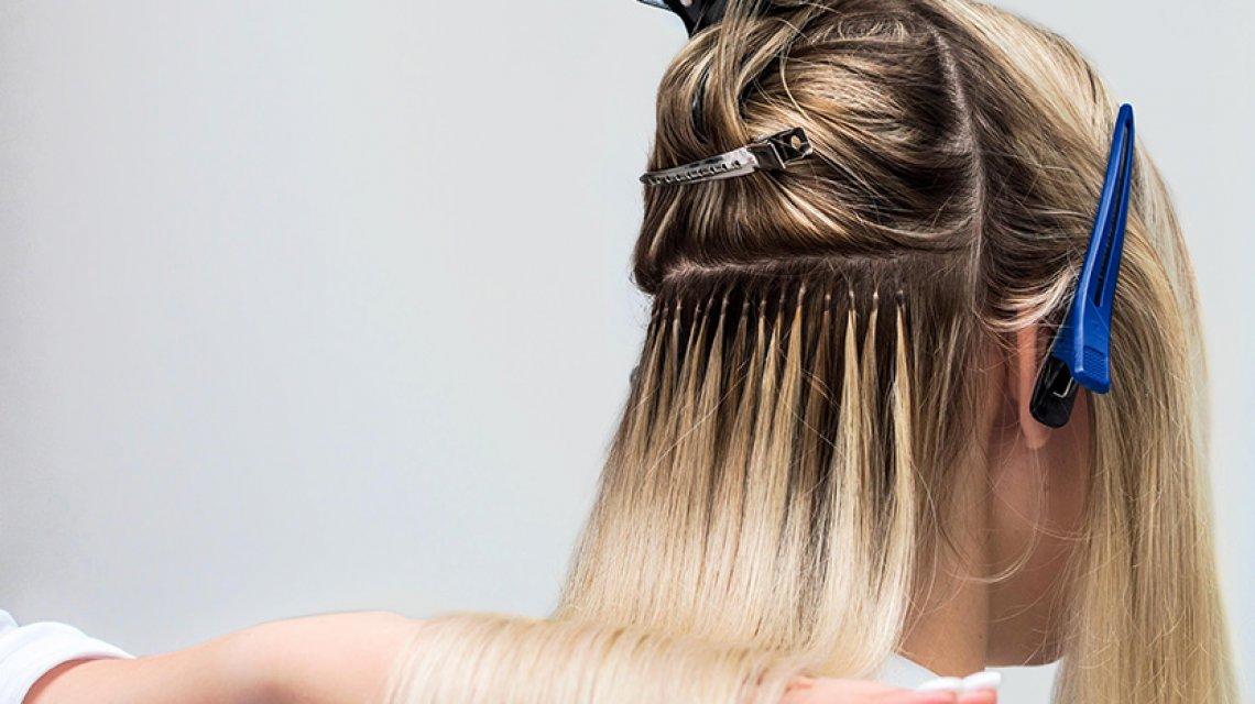 È vero che le extension rovinano i capelli?