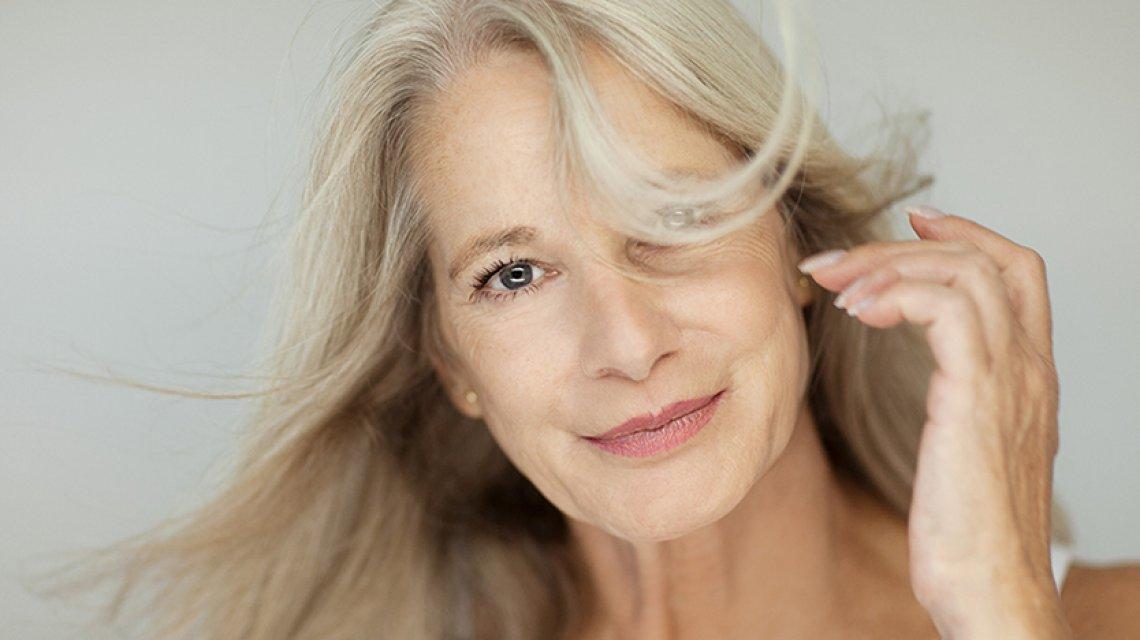 età e struttura del capello