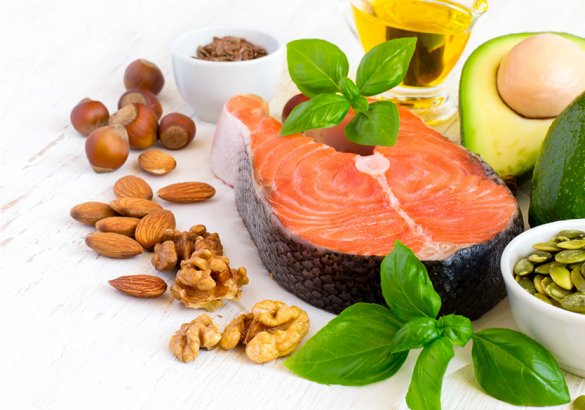 Foods that prevent hair loss: the omega-3s