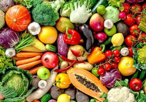 Gli alimenti anticaduta: le vitamine