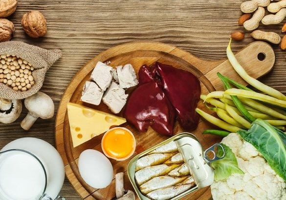 Gli alimenti anticaduta: gli oligoelementi