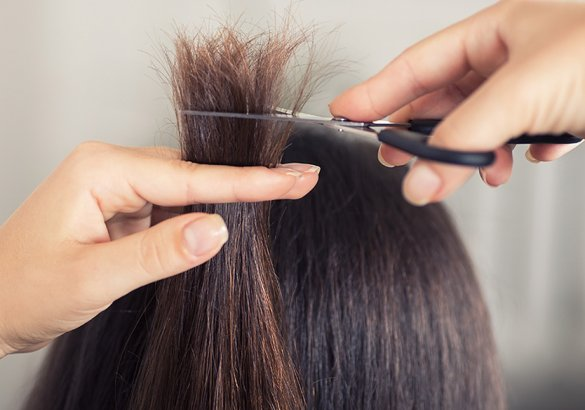 Rinvigorire i capelli: ogni quanto vanno tagliati?