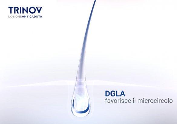 DGLA, l'acido grasso alla base della lozione anticaduta Trinov